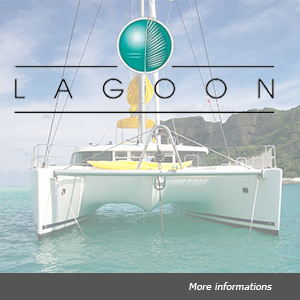 Fleet Lagoon catamaran