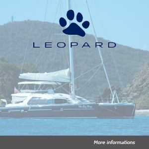 Fleet Leopard catamaran