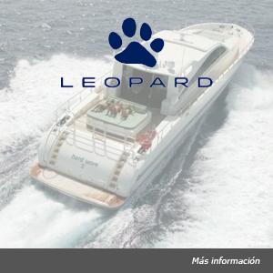 Parque de catamaranes Leopard Power