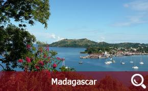 Itinéraires de croisières à Madagascar
