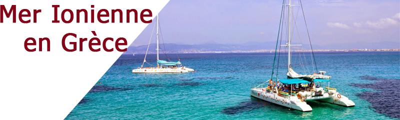 Location de bateaux en Mer Ionienne