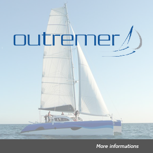 Fleet Outremer catamaran