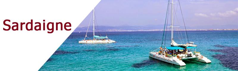 Location de bateaux en Sardaigne