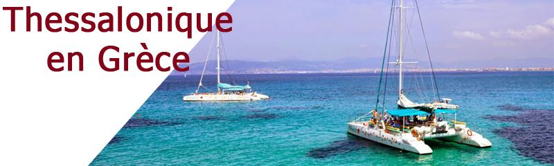 Location de bateaux à Thessalonique