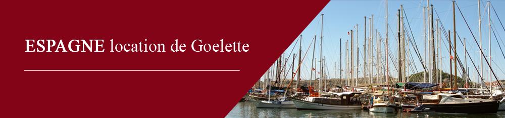 Location de Gulet et Caïques ou Goélettes en Espagne