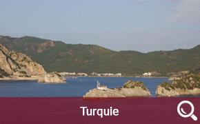 Itinéraires de croisières en Turquie