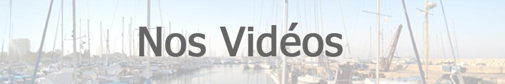 Les Vidéos de Maritima location de voilier