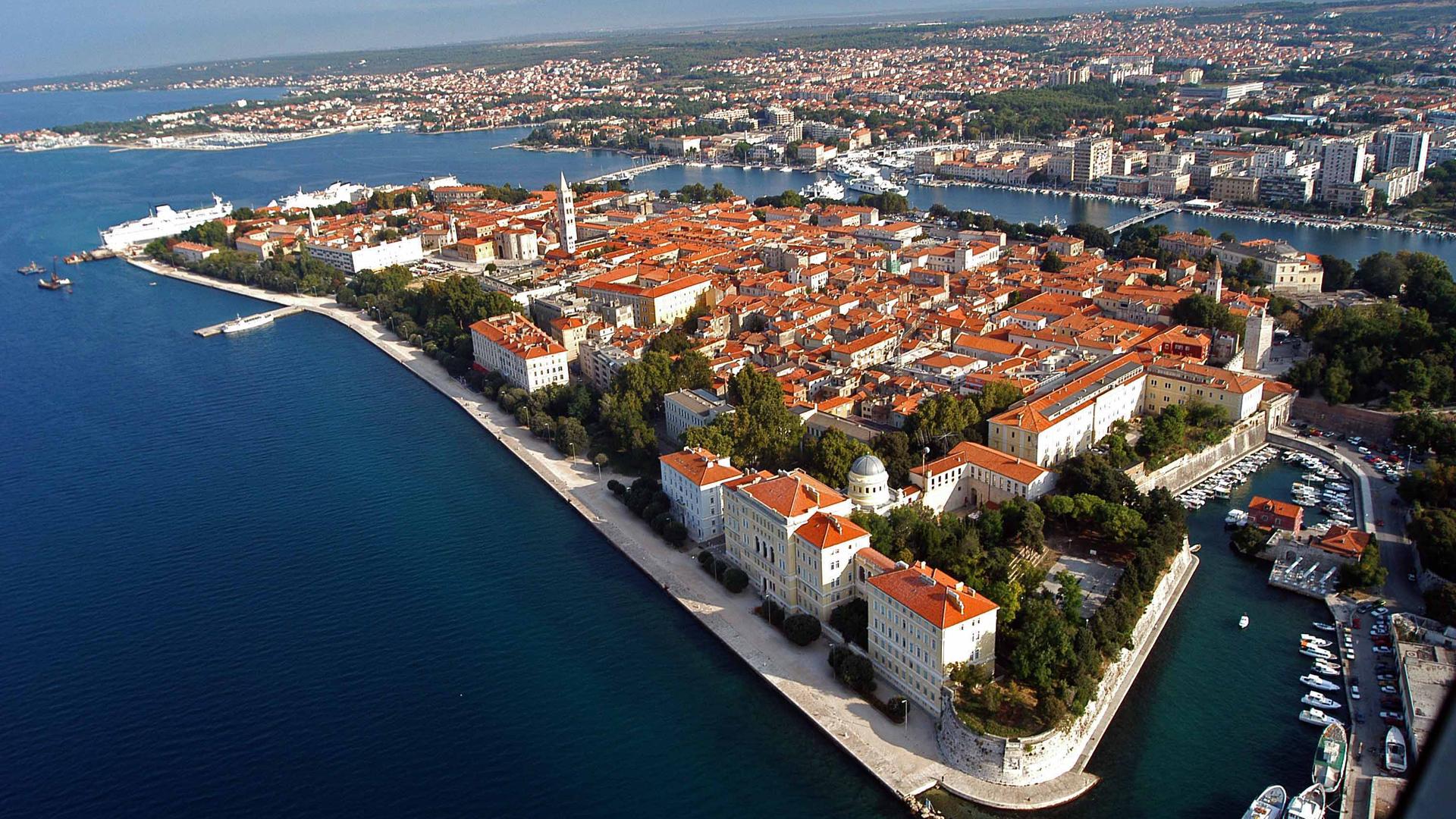 Location de voiliers à Zadar