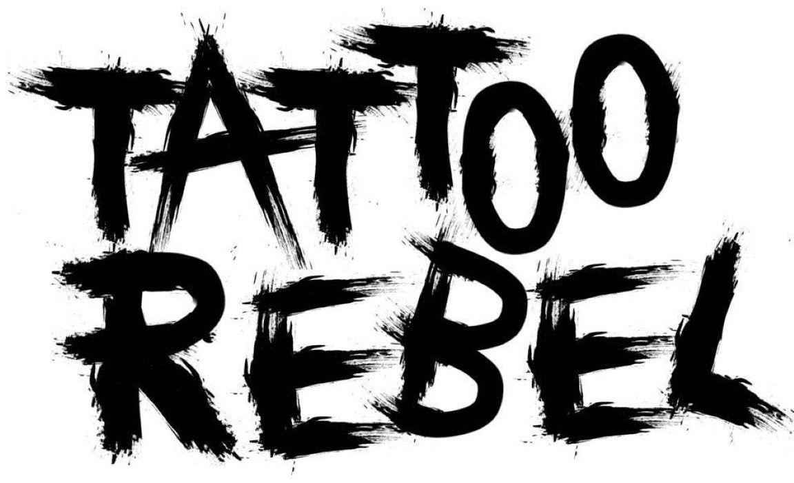 Wort-/Bildmarke: TATTOO REBEL