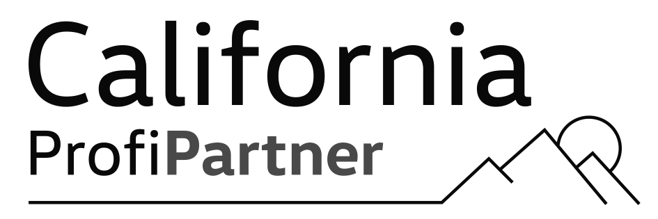 Wort-/Bildmarke: California ProfiPartner