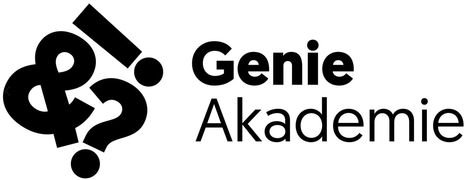 Wort-/Bildmarke: Genie Akademie