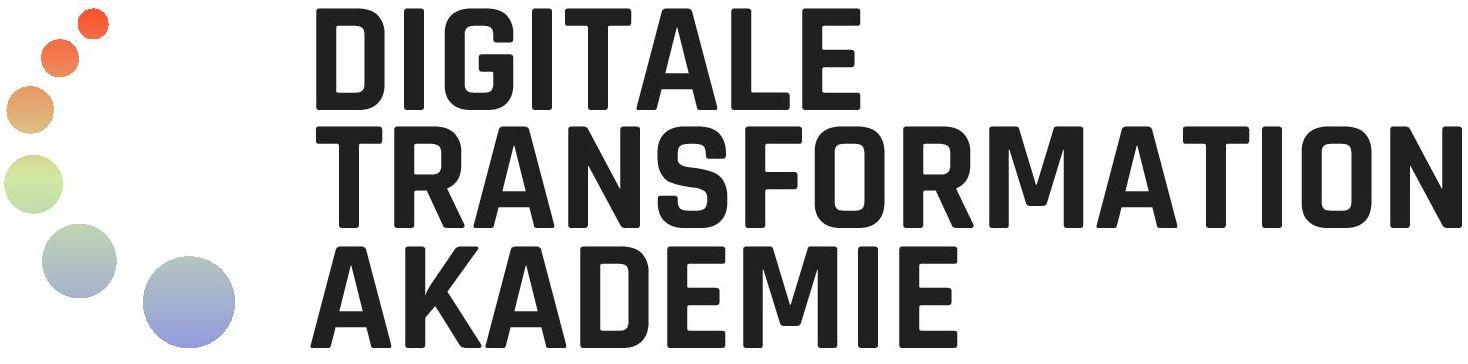 Wort-/Bildmarke: DIGITALE TRANSFORMATION AKADEMIE