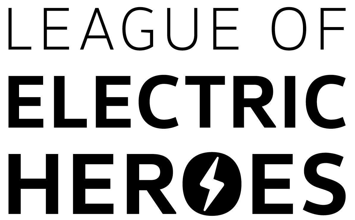 Wort-/Bildmarke: LEAGUE OF ELECTRIC HEROES
