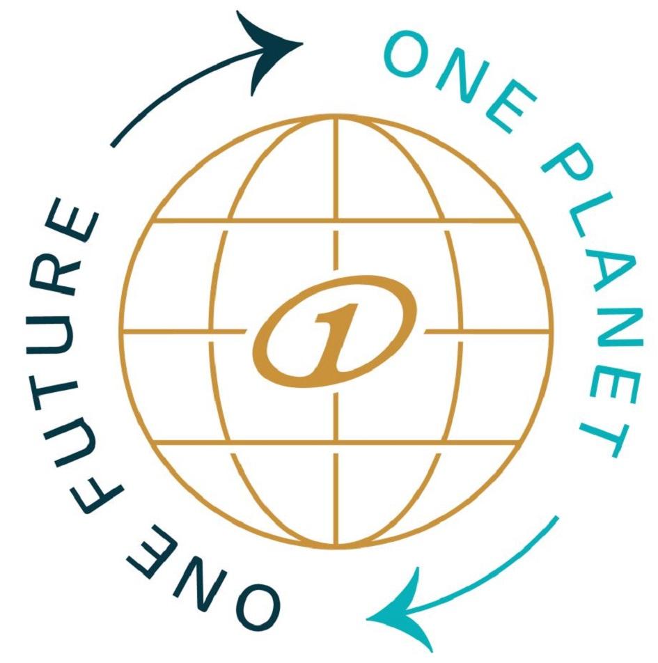 Wort-/Bildmarke: ONE FUTURE ONE PLANET