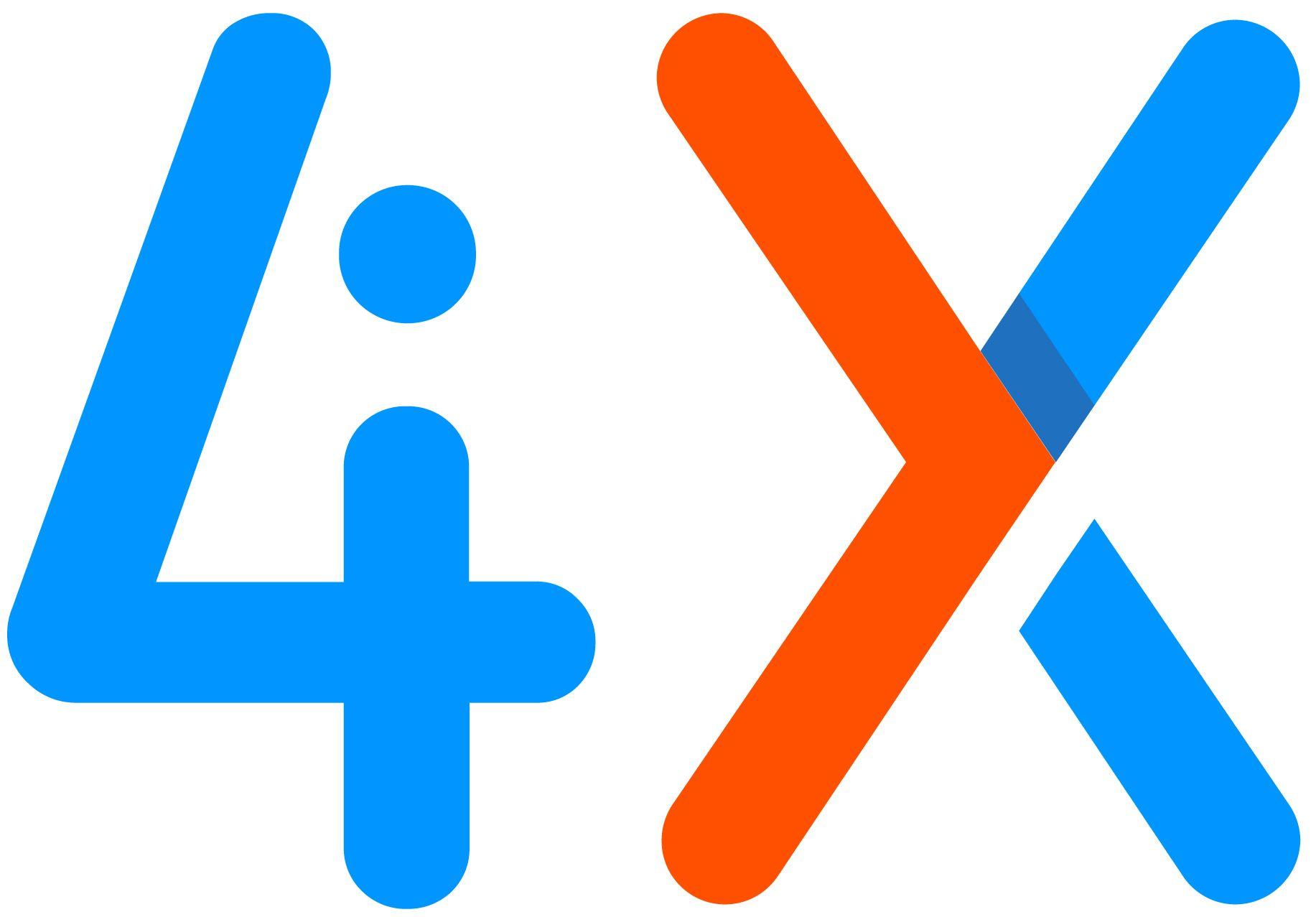 Wort-/Bildmarke: 4i X