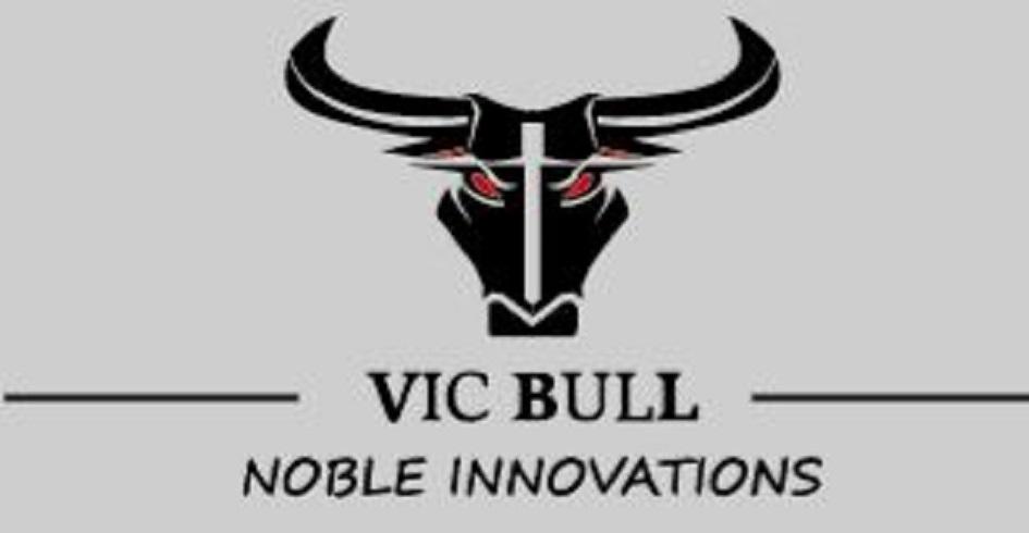 Wort-/Bildmarke: VIC BULL NOBLE INNOVATIONS