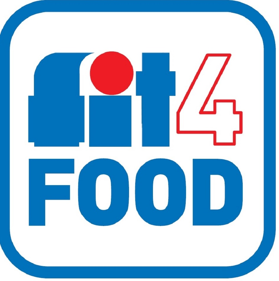 Wort-/Bildmarke: fit4FOOD
