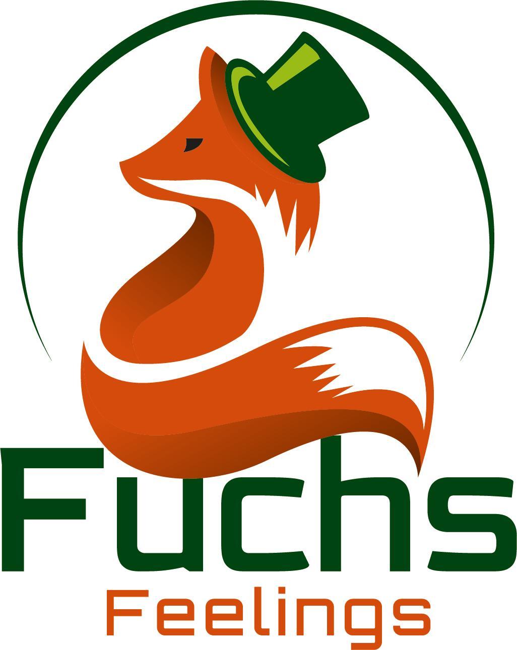 Wort-/Bildmarke: Fuchs Feelings