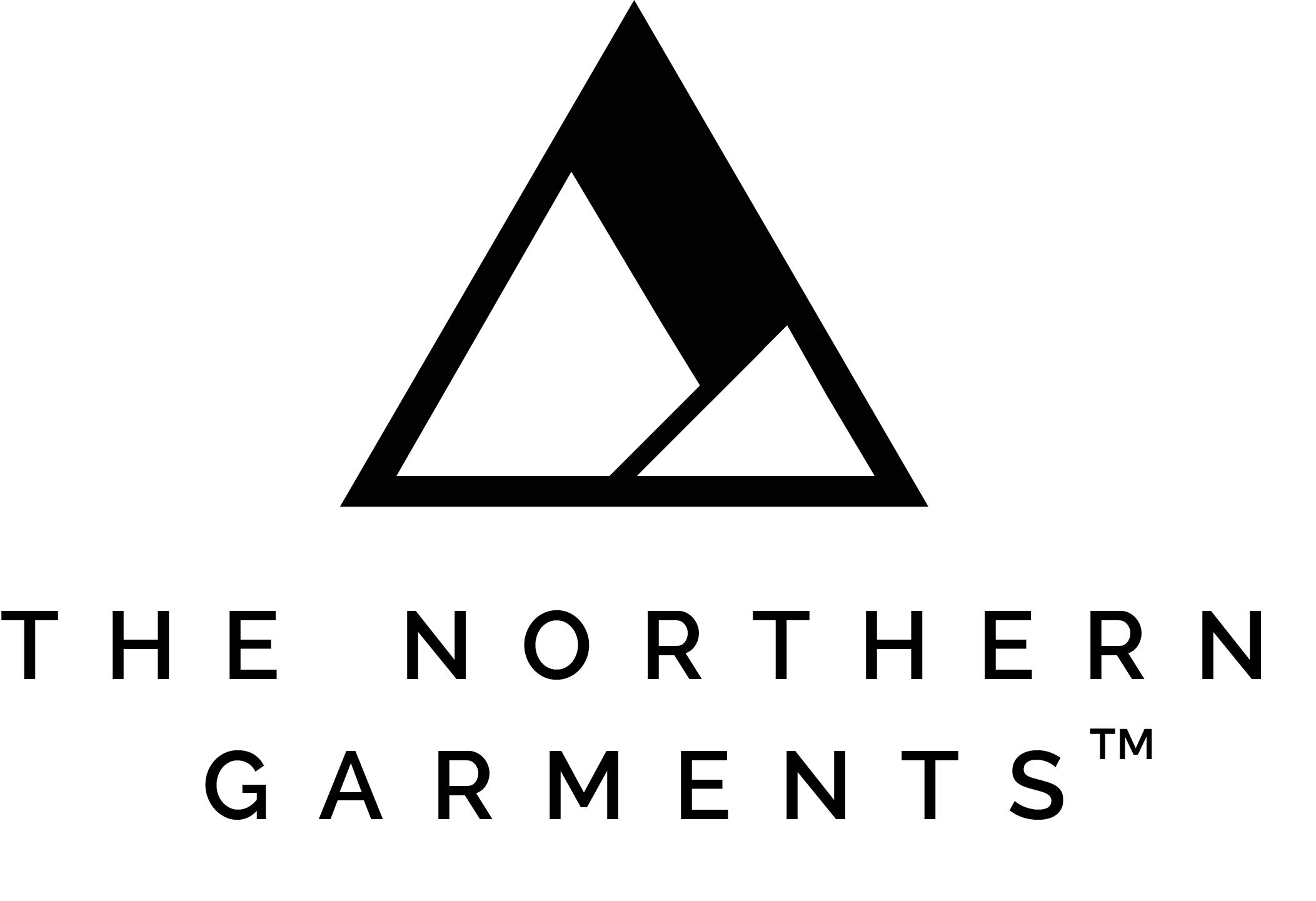 Wort-/Bildmarke: THE NORTHERN GARMENTS