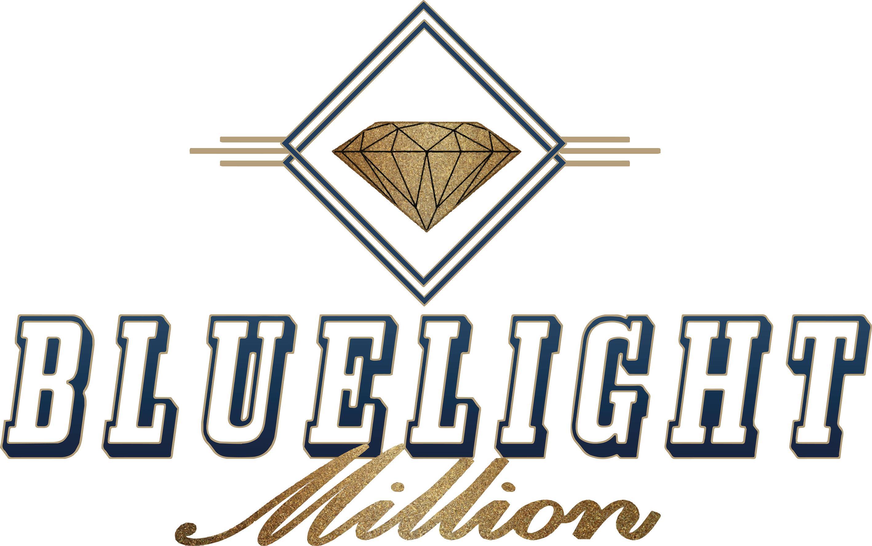 Wort-/Bildmarke: BLUELIGHT Million