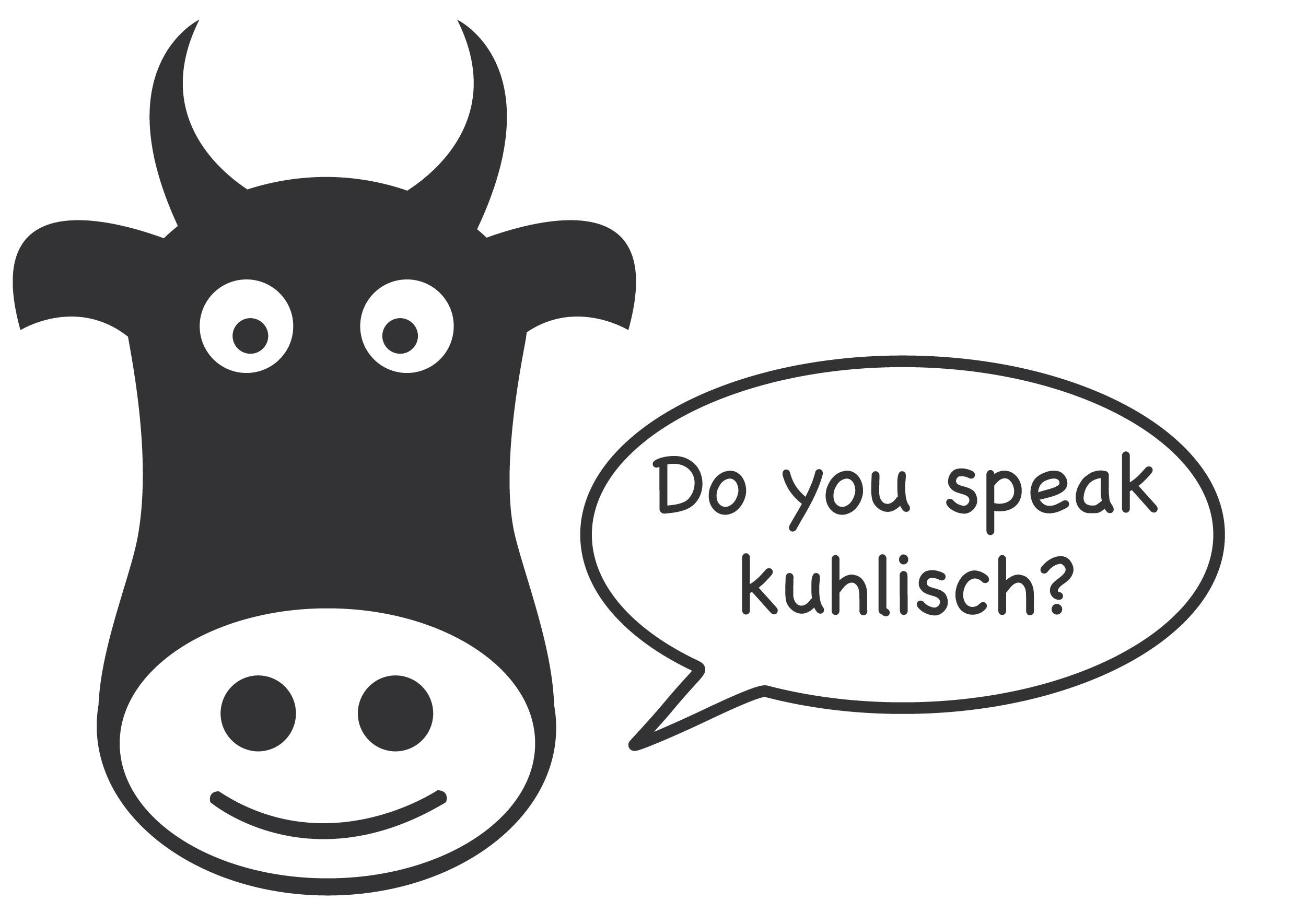 Wort-/Bildmarke: Do you speak kuhlisch?