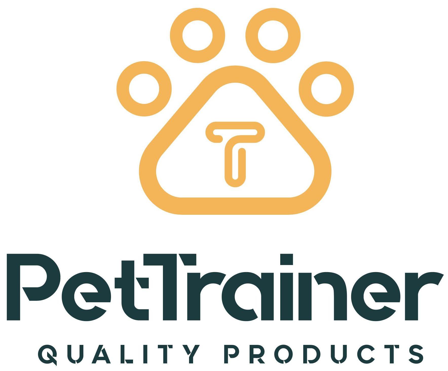 Wort-/Bildmarke: PetTrainer QUALITY PRODUCTS