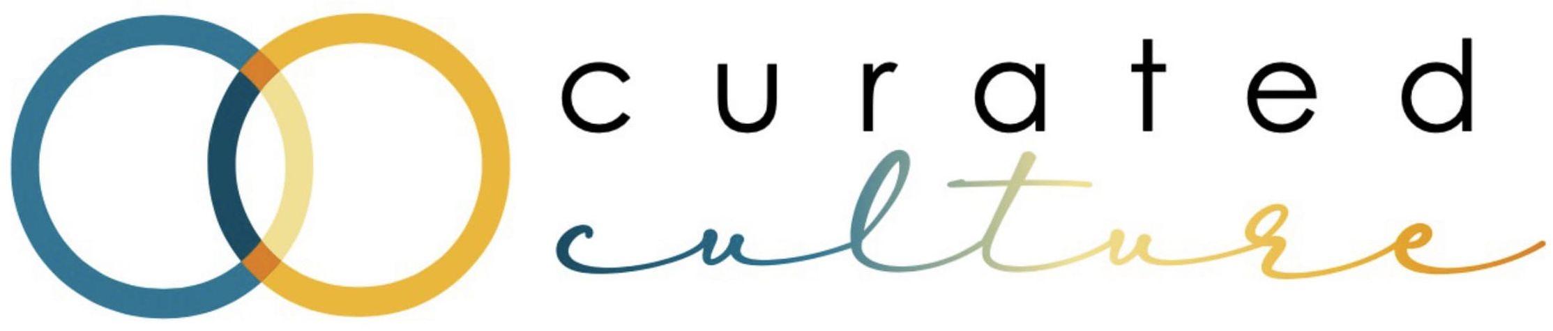 Wort-/Bildmarke: curated culture