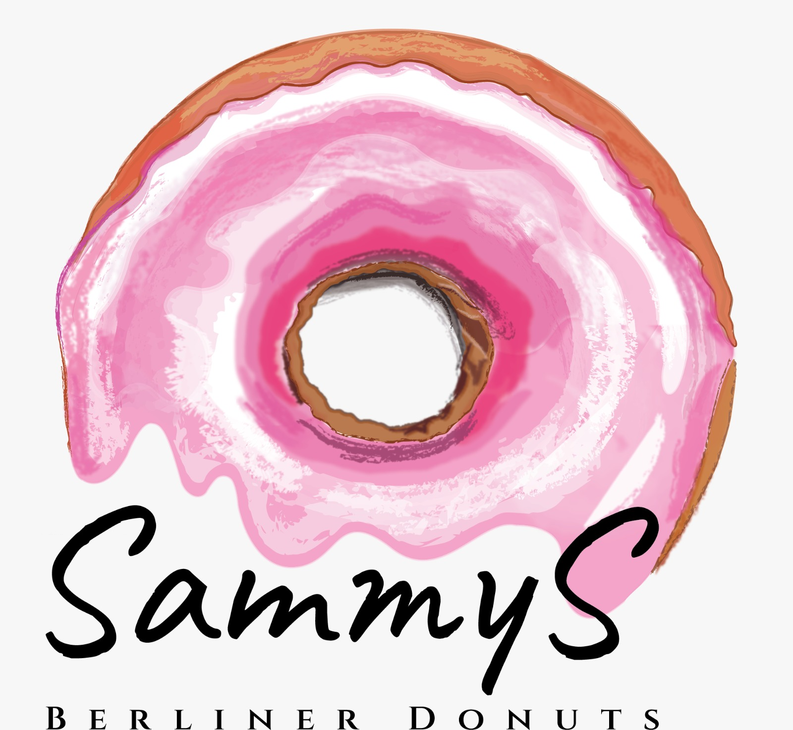 Wort-/Bildmarke: SammyS BERLINER DONUTS