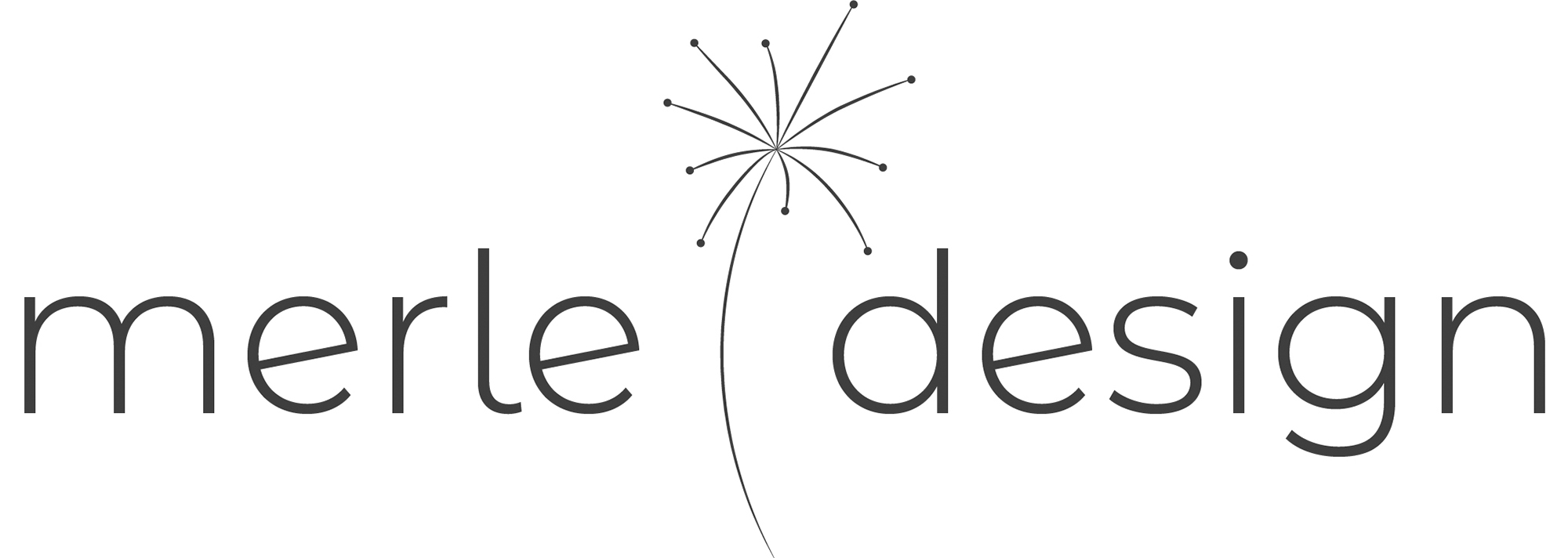 Wort-/Bildmarke: merle design