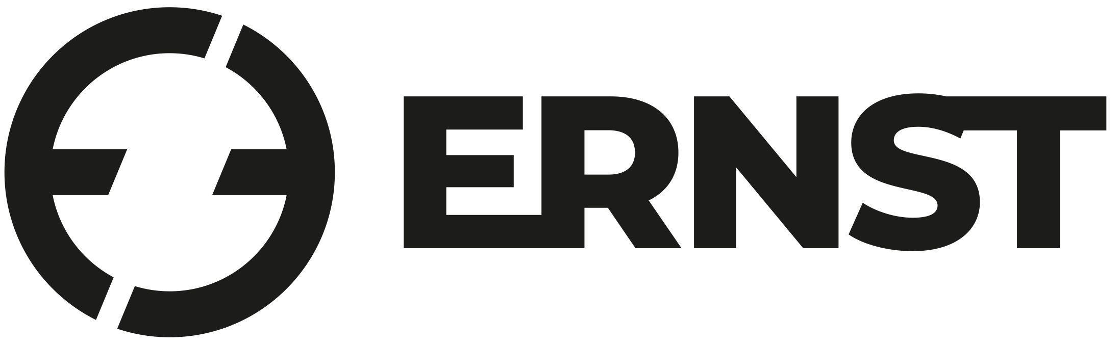 Wort-/Bildmarke: EE ERNST