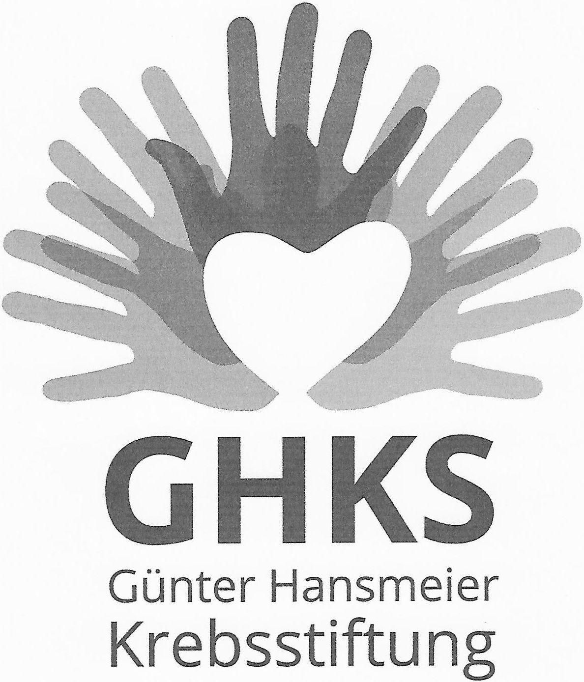 Wort-/Bildmarke: GHKS Günter Hansmeier Kresbsstiftung