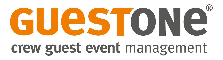 Wort-/Bildmarke: GUeSTONe crew guest event management