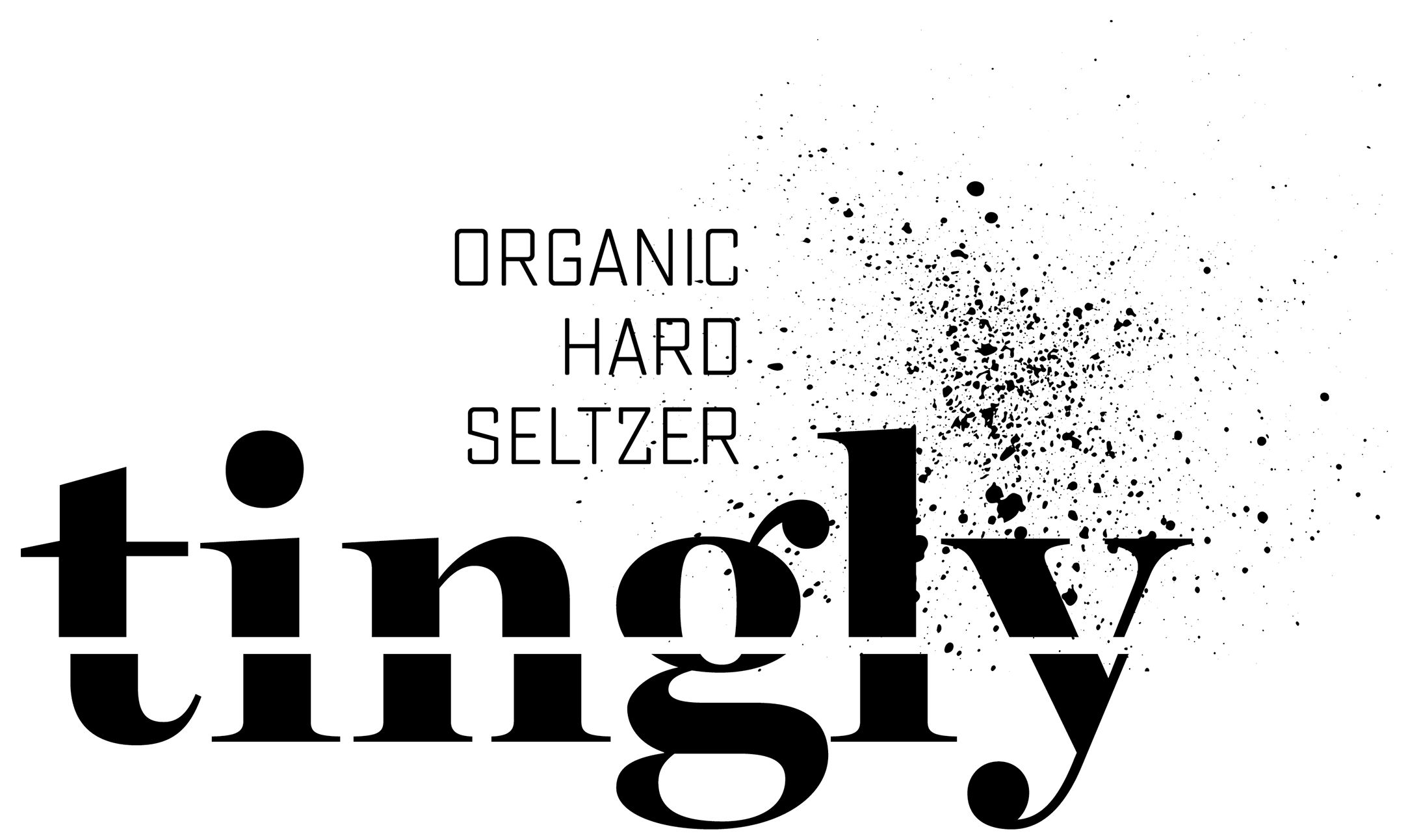 Wort-/Bildmarke: ORGANIC HARD SELTZER tingly