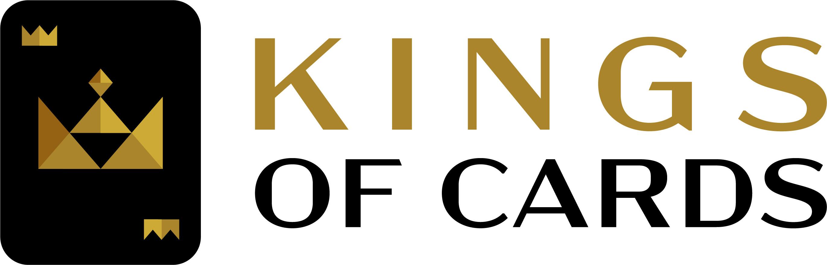 Wort-/Bildmarke: KINGS OF CARDS