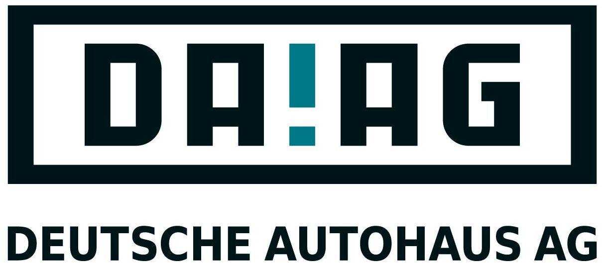 Wort-/Bildmarke: DA!AG DEUTSCHE AUTOHAUS AG