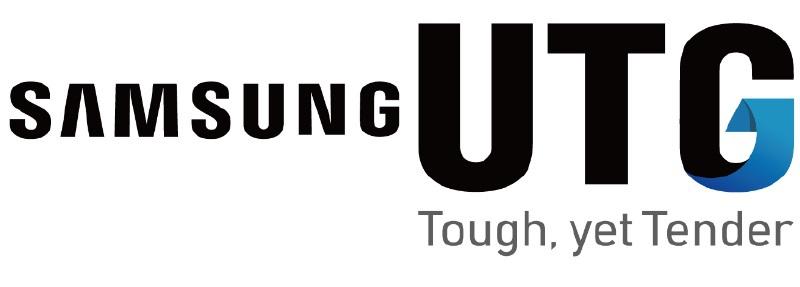 Bildmarke: SAMSUNG UTG Tough, yet Tender