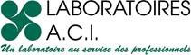 Bildmarke: LABORATOIRES A.C.I. Un laboratoire au service des professionnels
