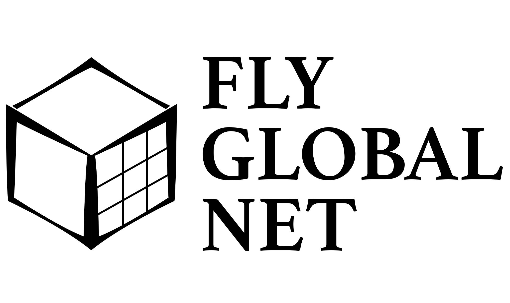 Bildmarke: FLY GLOBAL NET