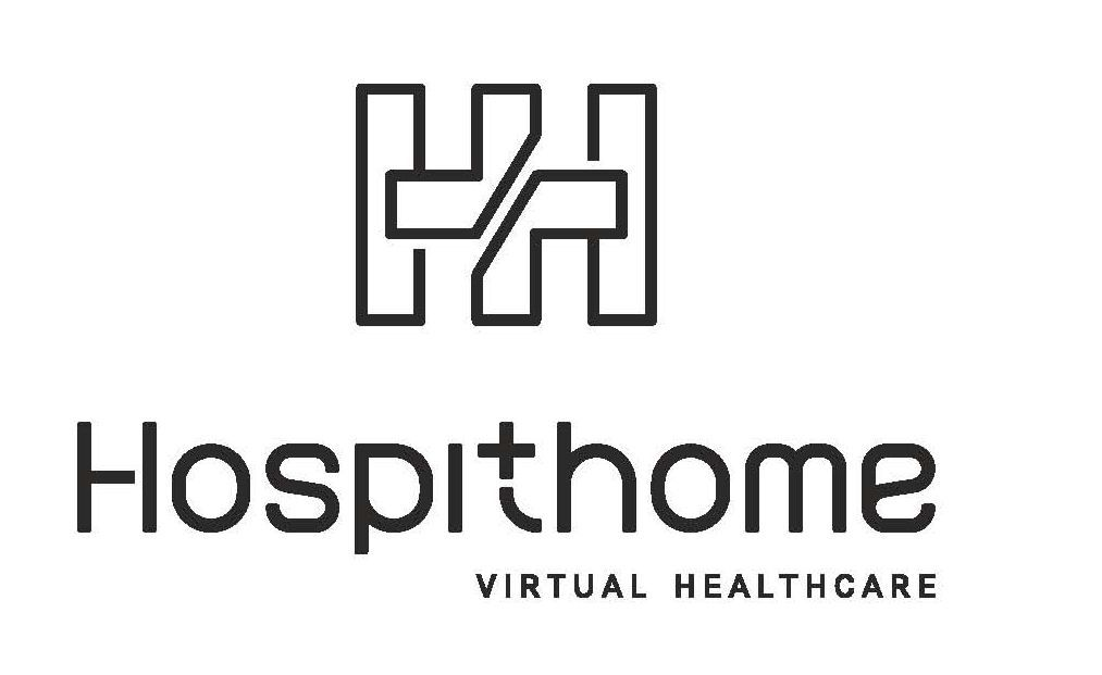 Bildmarke: Hospithome VIRTUAL HEALTHCARE