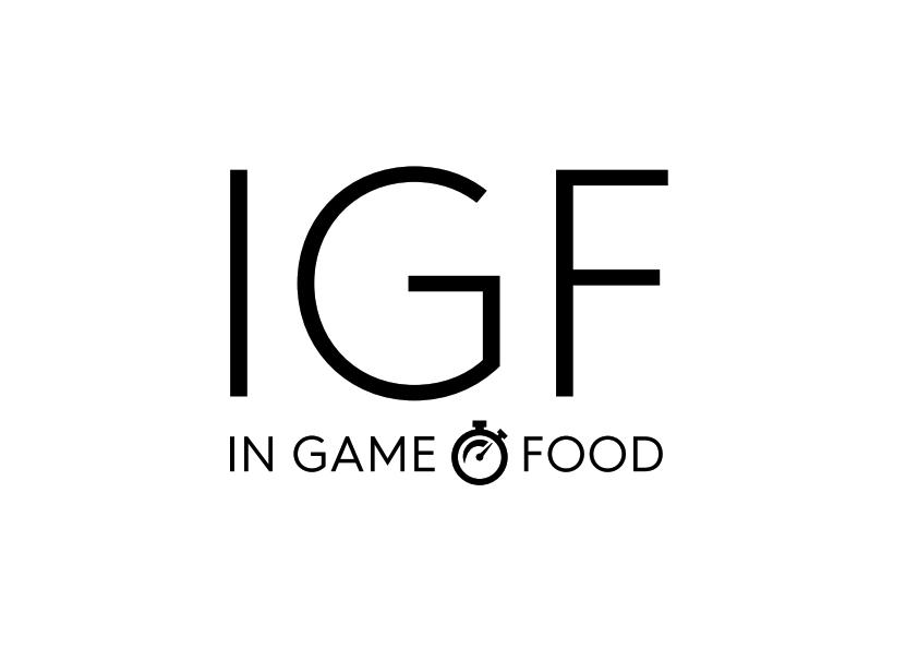 Bildmarke: IGF IN GAME FOOD