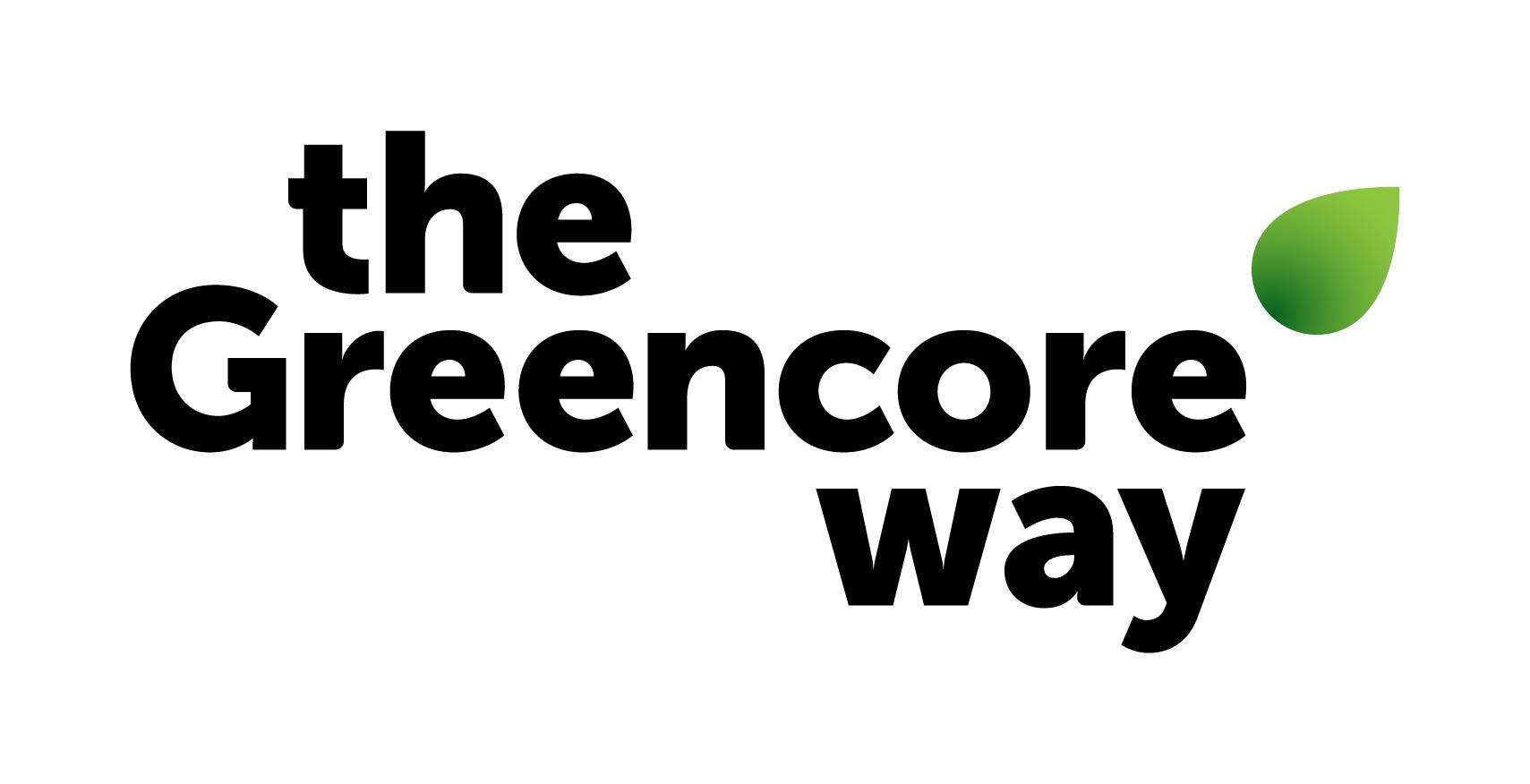 Bildmarke: the Greencore way