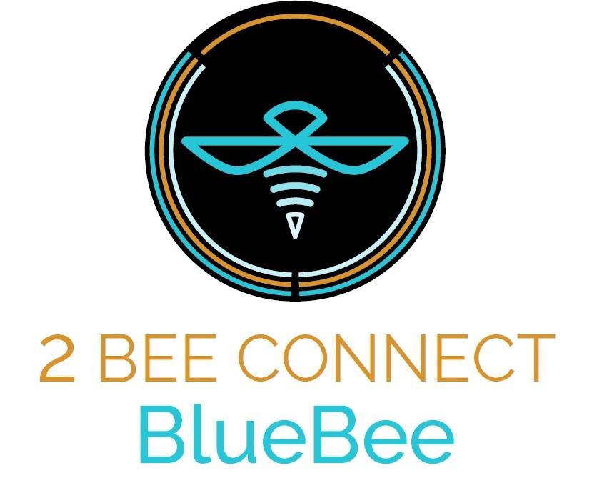 Bildmarke: 2 BEE CONNECT BlueBee