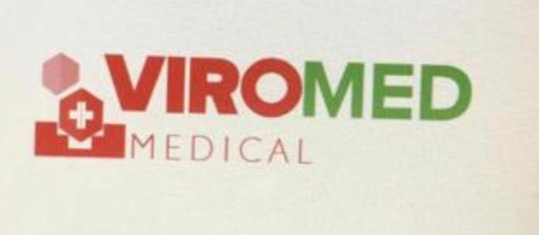 Bildmarke: VIROMED MEDICAL