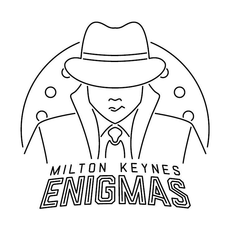 Bildmarke: MILTON KEYNES ENIGMAS