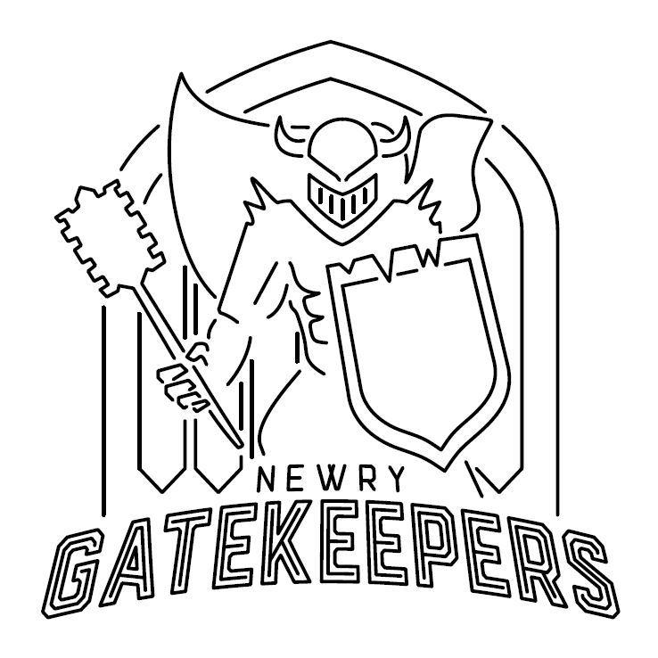 Bildmarke: NEWRY GATEKEEPERS