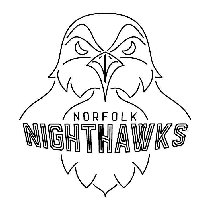Bildmarke: NORFOLK NIGHTHAWKS