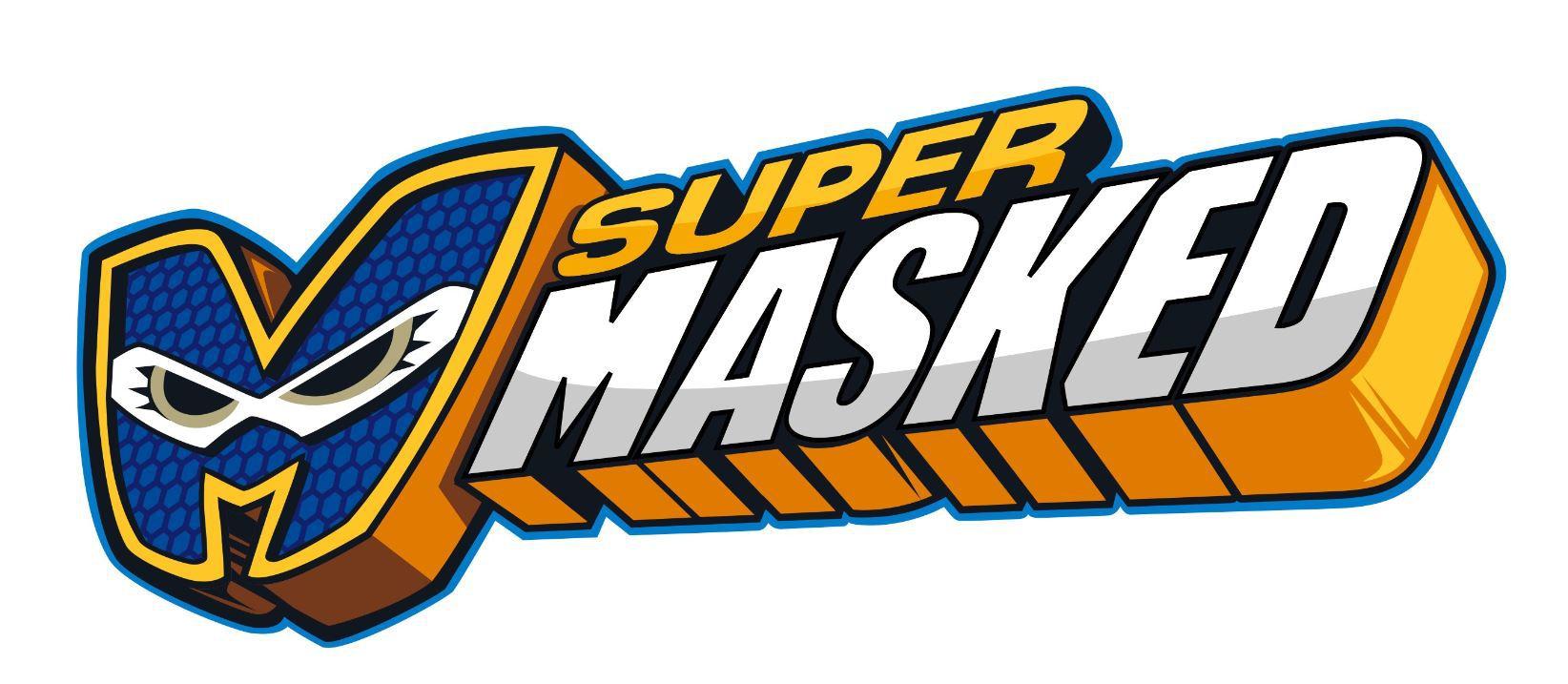 Bildmarke: SUPER MASKED
