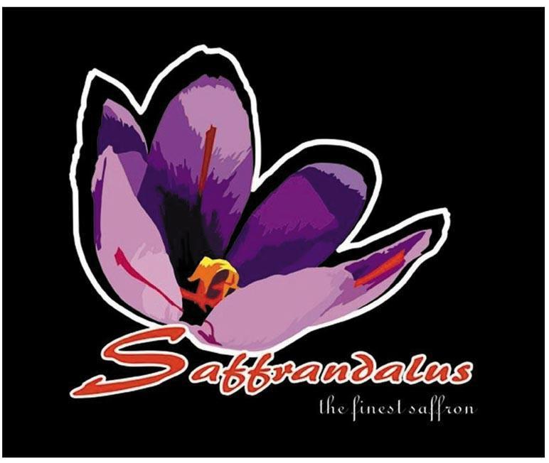 Bildmarke: SAFFRANDALUS THE FINEST SAFFRAN