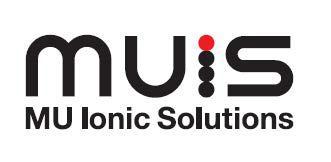 Bildmarke: MUIS MU Ionic Solutions
