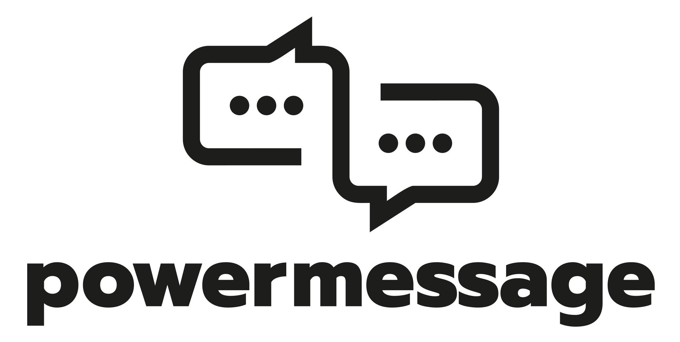 Bildmarke: powermessage